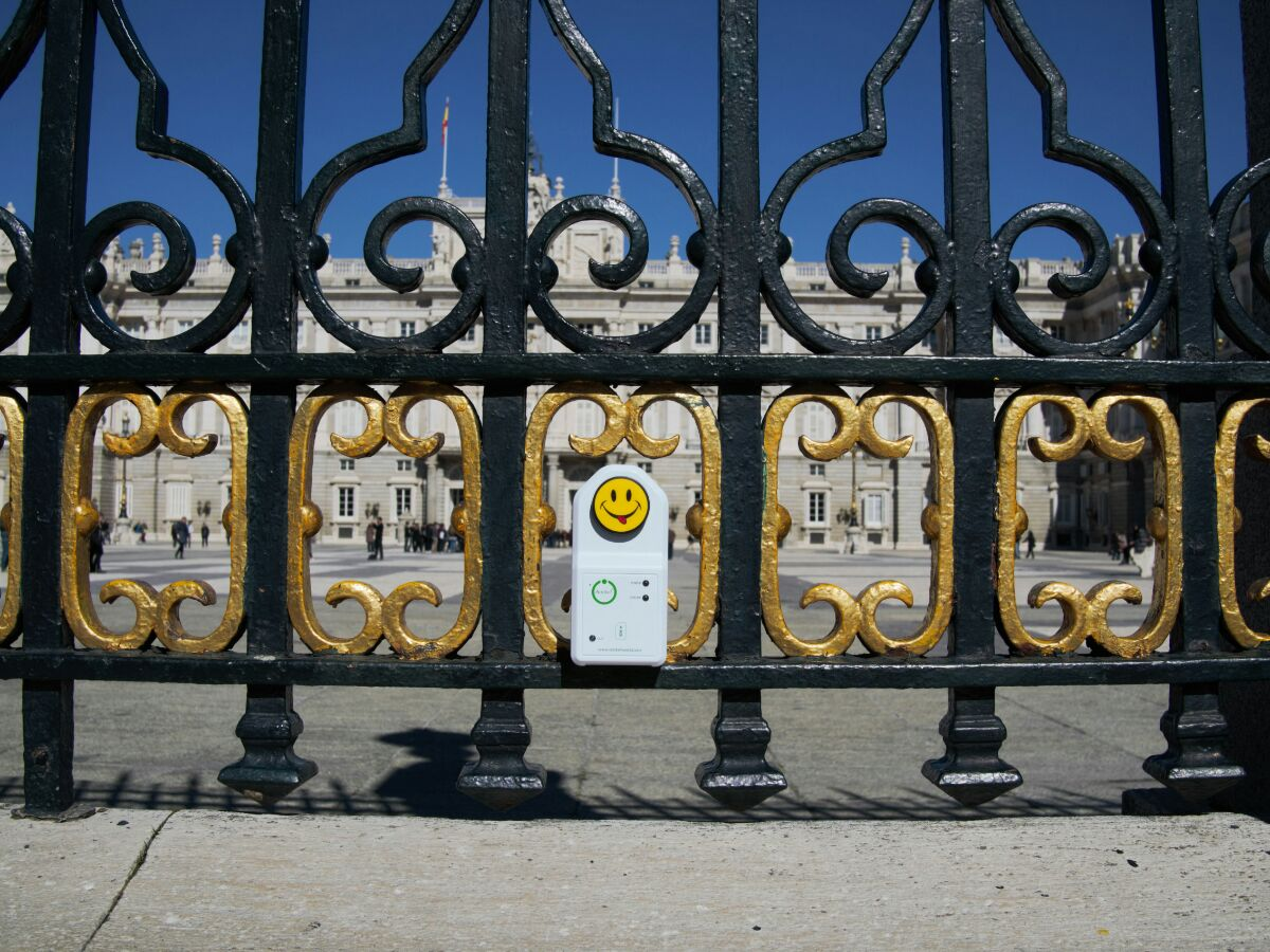 iSocket is trying to break in to the Royal Palace Madrid