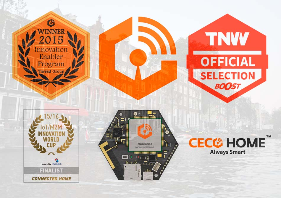 iSocket Systems, CECO HOME, awards and nominations